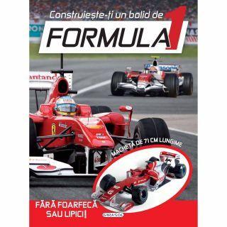 Construieste-ti un bolid de formula 1