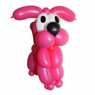 "Baloane Latex Modelaj Wild Berry, 2"" x 60"", Qualatex 260 25577, set 100 buc"