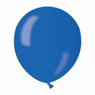 "Baloane latex sidefate 5""/13cm, Albastru 54, Gemar"