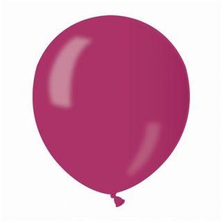"Baloane latex sidefate 5""/13cm, Burgundy 52, Gemar"