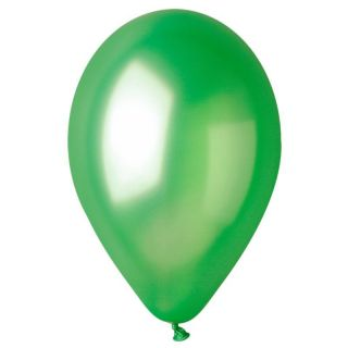 Baloane latex sidefate 26 cm, Verde 37, Gemar