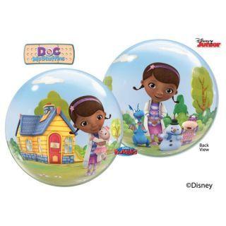 """Balon Bubble 22""""/56cm  Doctorita Plusica, Qualatex 65575,1 buc"""