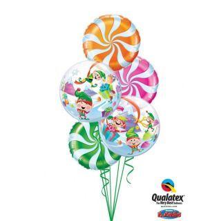 Balon Bubble Spiridusi, Q 50982