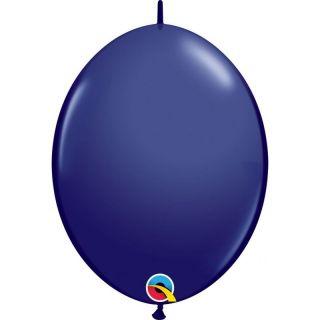 Balon Cony Navy, 12 inch (30 cm), Qualatex 57146