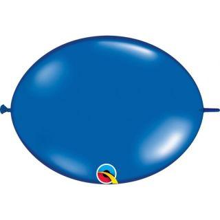 Balon Cony Sapphire Blue 12 inch (30 cm), Qualatex 65248