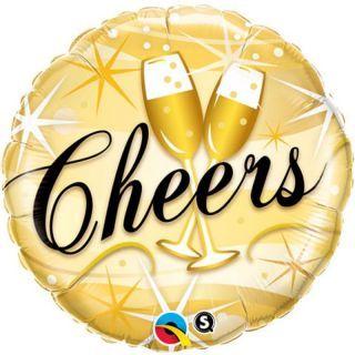 Folie 45 cm Cheers