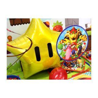 Balon Folie 45 cm - Mario Nintendo, Amscan