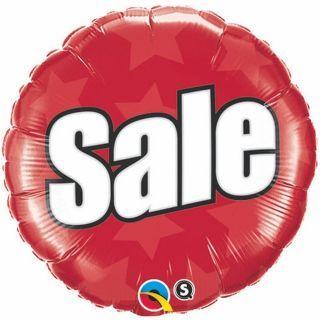 Balon Folie 45 cm Sale, Qualatex 51789