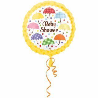 Balon folie 45cm Baby Shower, Amscan