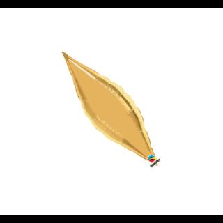 """Folie Taper 68 cm / 27"""" Auriu Metalizat, Q 17133"""