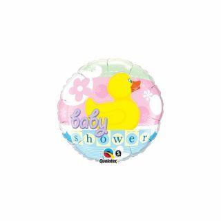 Balon folie Baby Shower - 45cm, Qualatex 11790