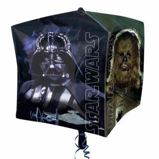 Balon folie cubez Star Wars - 38cm, Amscan 3039701