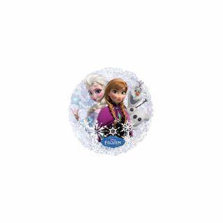 Balon folie Disney Frozen Anna, Elsa, Olaf - 55cm, Amscan