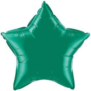 Balon folie citrine yellow metalizat rotund - 45cm, Northstar Balloons 007329