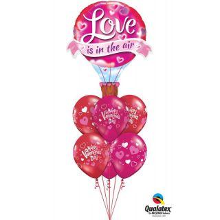 """Balon Folie Figurina Balon Aer Cald 42""""/107 cm, Q 78529"""