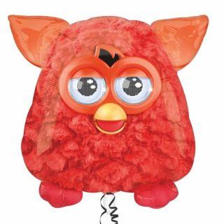 Balon folie figurina Furby - 60x60cm, Amscan 27416