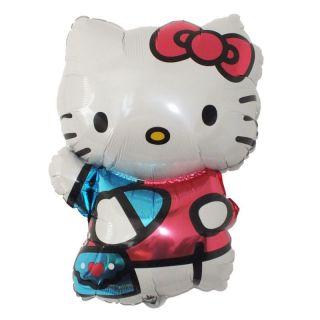 Balon Folie Figurina Hello Kitty, Amscan