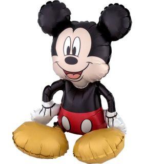 Balon folie figurina Mickey Mouse - 45 x 45 cm, Amscan 38185