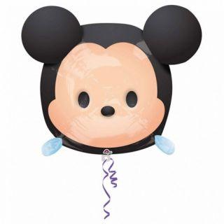 Balon Folie Figurina Mickey Tsum Tsum, 30x48 cm, Amscan 34110