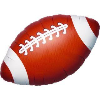 Balon folie minge de rugby - 53 cm, Northstar Balloons