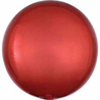 Balon folie Ombre Orbz Orange 38 x 40cm - A31941