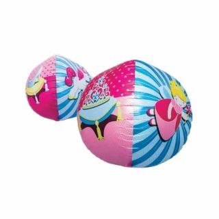 Balon folie sfera 3D printesa - 43cm, Northstar Balloons