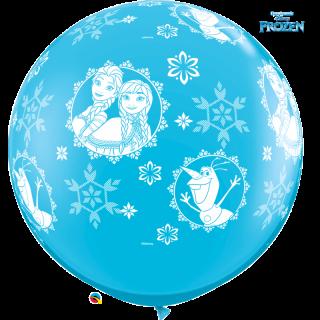 Balon latex Jumbo Frozen, Q 49578