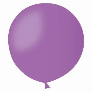 Balon Latex Jumbo 48 cm, Lavanda 49, Gemar G150.49