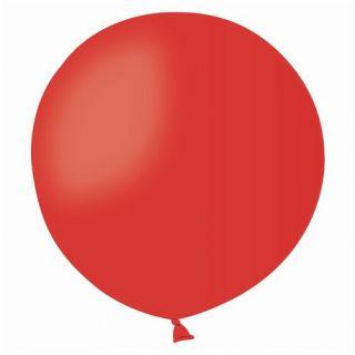Balon Latex Jumbo 48 cm, Rosu 45, Gemar G150.45
