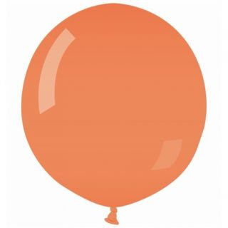 Balon Latex Jumbo 90 cm, Orange 04, Gemar G250.04, 1 buc