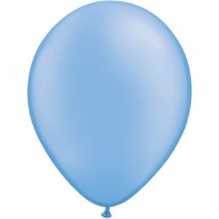 Balon Latex Neon Blue 11 inch (28 cm), Qualatex