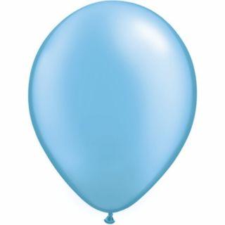 Balon Latex Pearl Azure 11 inch (28 cm), Qualatex