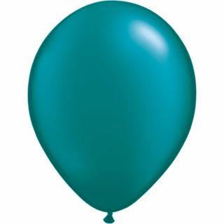Balon Latex Pearl Teal 5 inch (13 cm), Qualatex