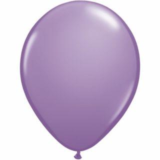 Balon Latex Spring Lilac, 11 inch (28 cm), Qualatex 43754