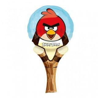 Balon mini folie Inflate-a-Fun Angry Birds, Amscan