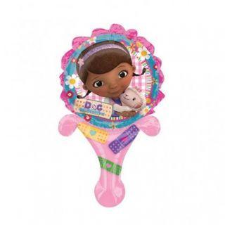 Balon mini folie Inflate-a-Fun Doctorita Plusica, Amscan