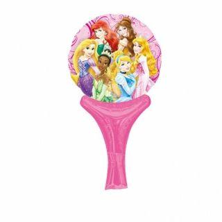 Balon mini folie Inflate-a-Fun Printese Disney, Amscan