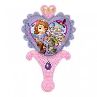 Balon mini folie Inflate-a-Fun Sofia, Amscan