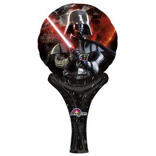 Balon mini folie Inflate-a-Fun Star Wars, Amscan