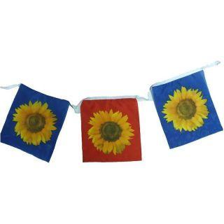 Banner fanion Floarea soarelui, Amscan