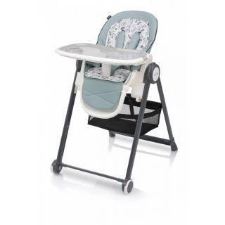 Baby Design Penne 05 Turquoise - Scaun de masa multifunctional