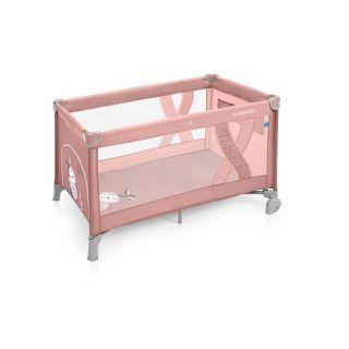 Baby Design Simple patut pliabil - 08 Pink 2019