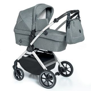 Baby Design Smooth carucior multifunctional 2 in 1 - 07 Gray 2020