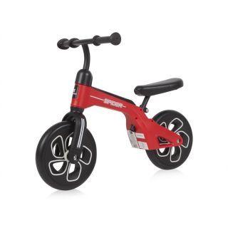 Bicicleta fara pedale SPIDER, Red