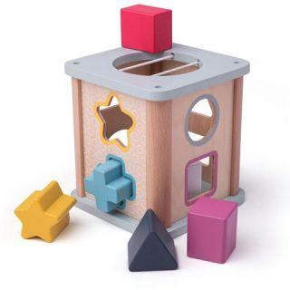 Joc sortare - Cubul magic