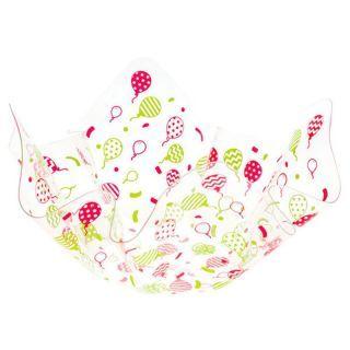 Bol ornamental baloane pentru petrecere - 26 x 26 cm, Radar