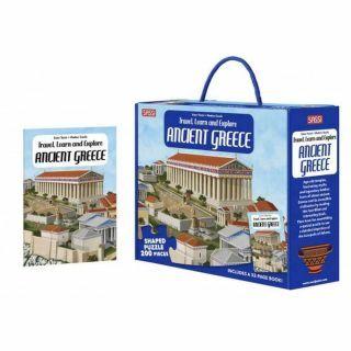 Cunoaste si exploreaza - Grecia Antica