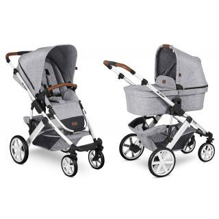Carucior 2 in 1 Salsa 4 Graphite Grey  ABC Design 2020