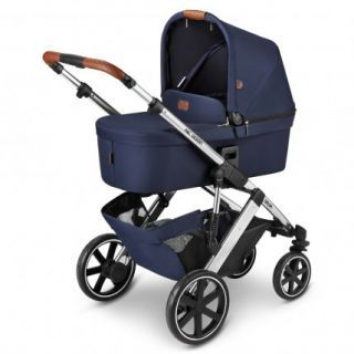 Carucior 2 in 1 Salsa 4 Navy Fashion ABC Design 2021