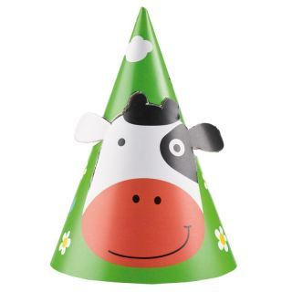 Coif petrecere copii, Fun Farm, Set 8 coifuri